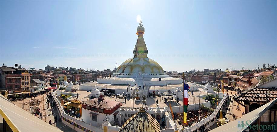 Nepal Travel Information; Boudhanath