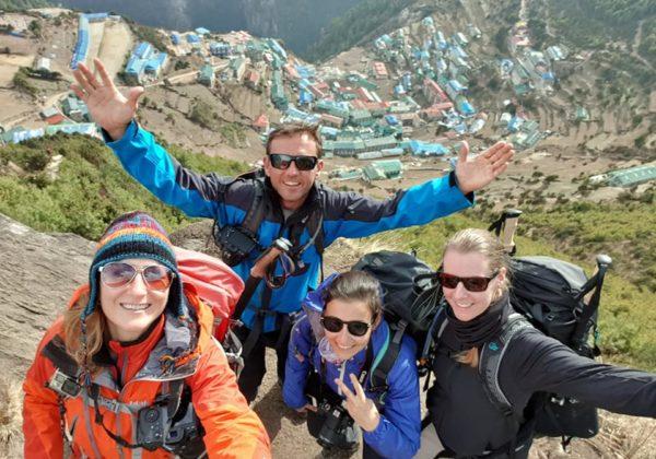 Trekking/ Everest View Trek