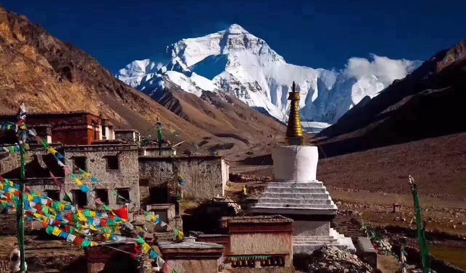 Lhasa, Everest Base Camp & Kathmandu Tour
