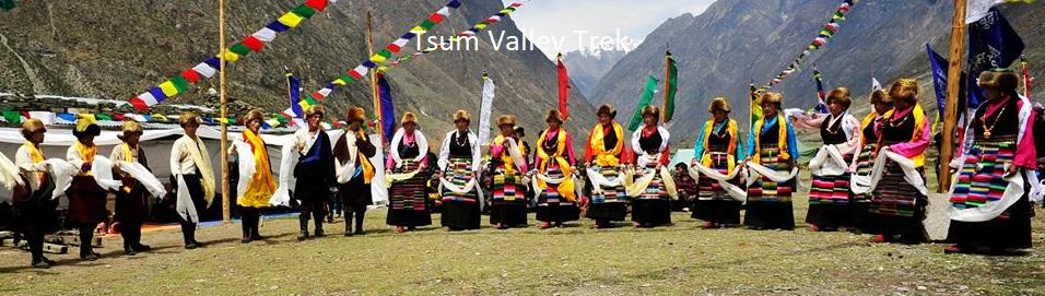 Tsum Valley Trek