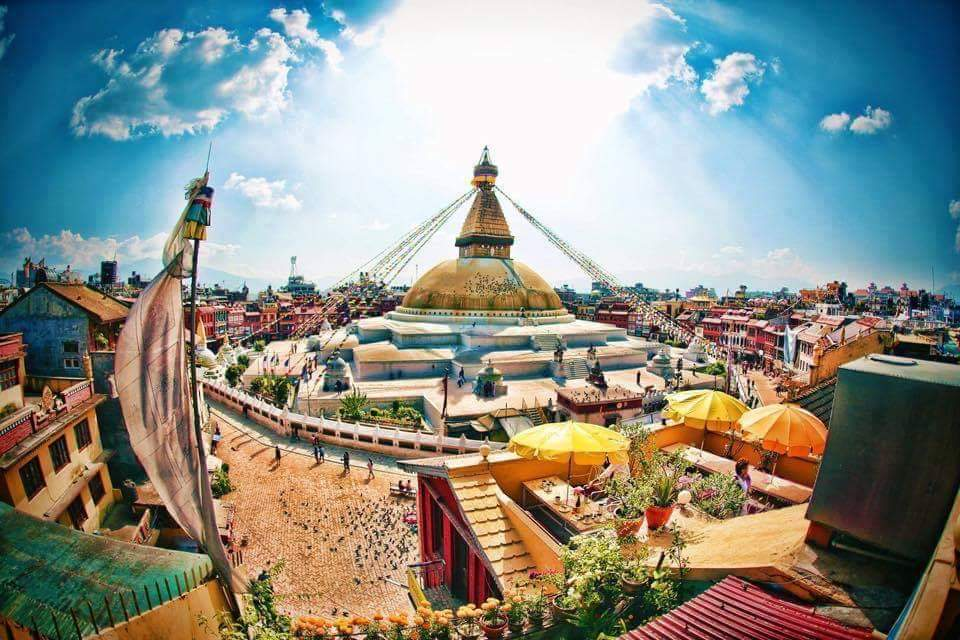 bouddhanath stupa; 31 exciting things to do in Kathmandu