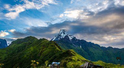 Mardi Himal Trek View