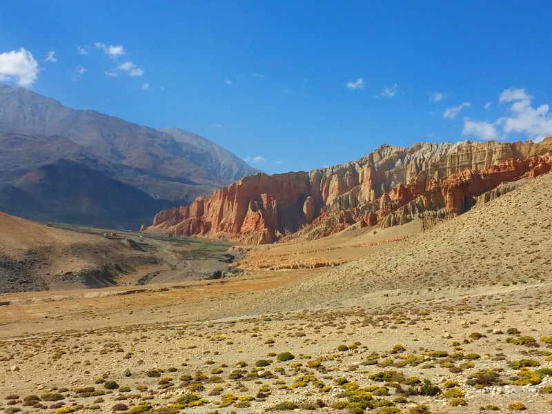 The Beni-Dolpo Trek