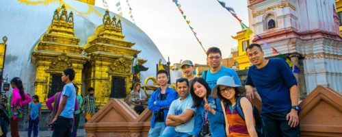 boudhanath hiking adventure