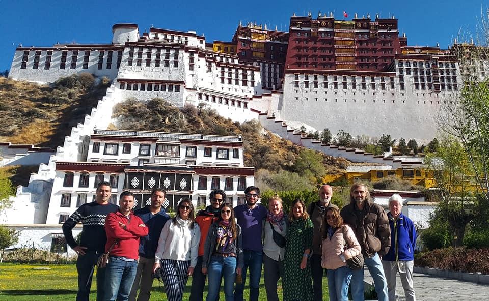 Tibet Lhasa CITY