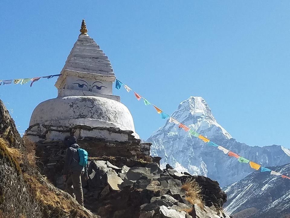 Everest Base Camp Trek ama dablam