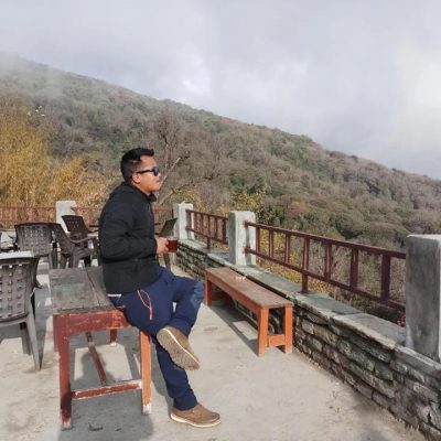 Hiking adventure treks trekking guide suman tamang
