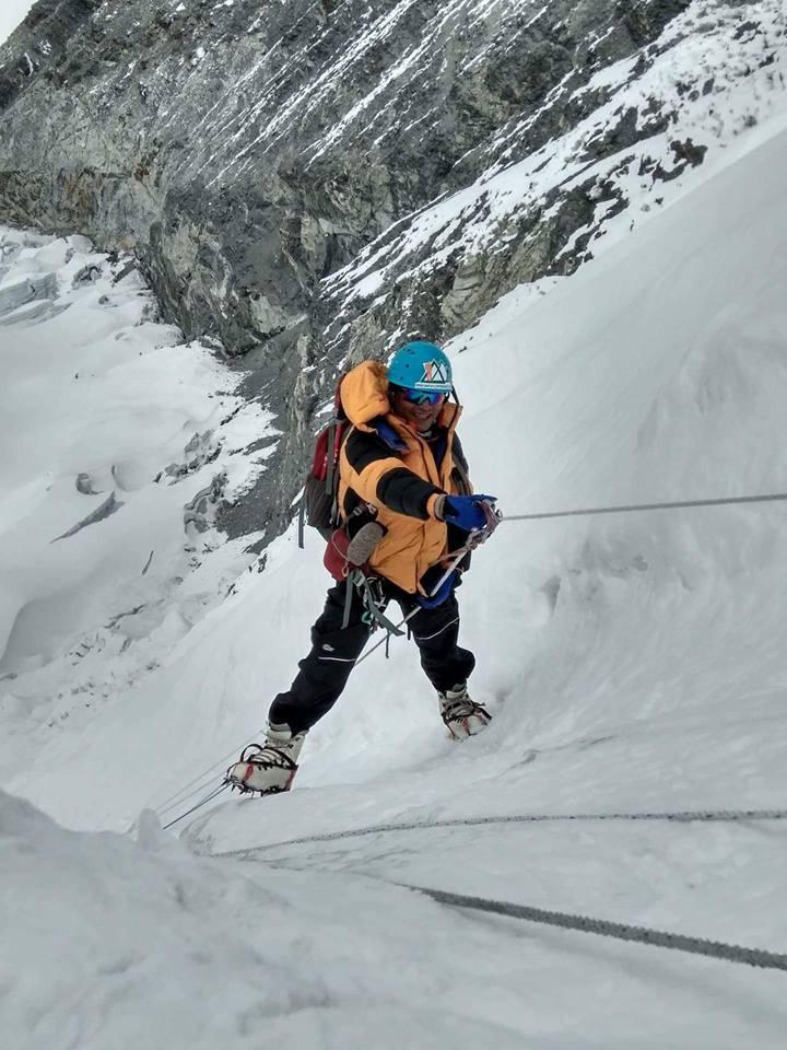 Trekking in Langtang and  Climbing Tsergo -Ri 4,984M