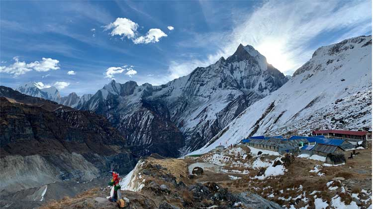 Obtain Charming Trekking Experience at the Annapurna Region