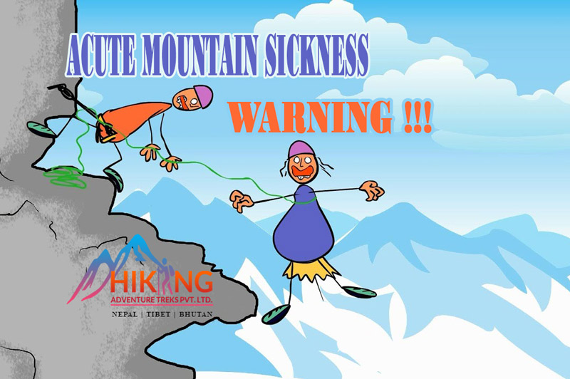 What is Acute Mountain Sickness? – High Altitude Trekking in Nepal