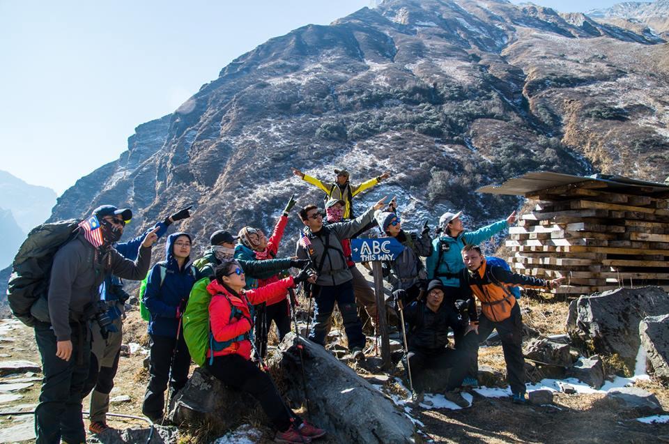 Hiking Adventure Treks Team
