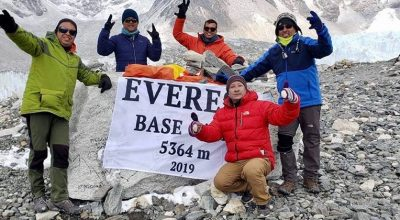 Everest Region Trek, everest base camp trek