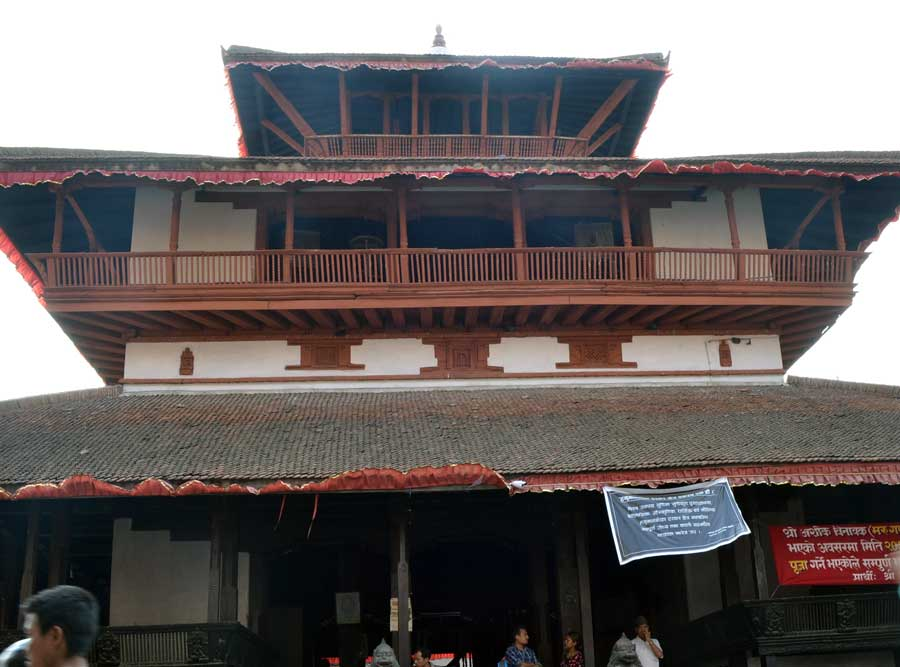 Kathmandu Kastamandap temple