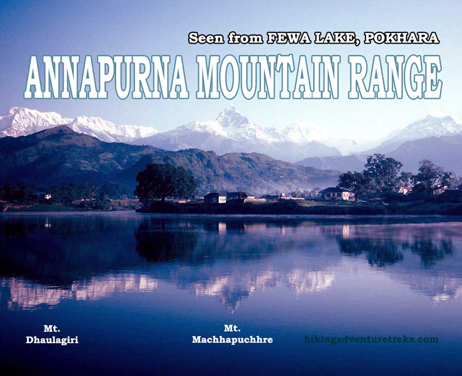 pokhara annapurna region