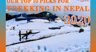 trekking nepal 2020