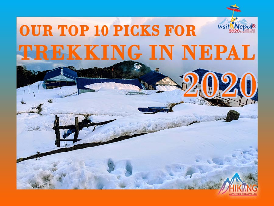 Our Top 10 picks for trekking Nepal in 2020 – backed by statistics!