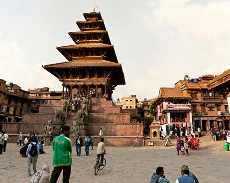 bhaktapr nyatapola temple