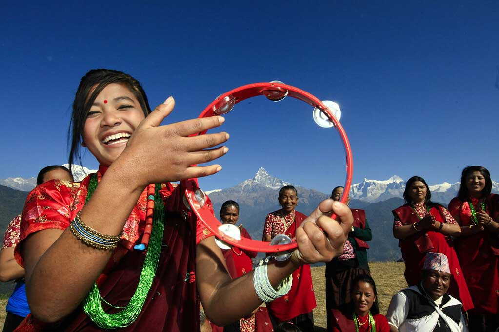 festivals in Nepal lhosar
