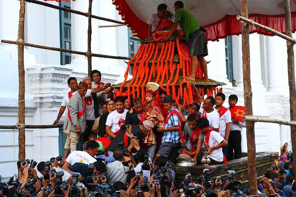 indra jatra festival of nepal