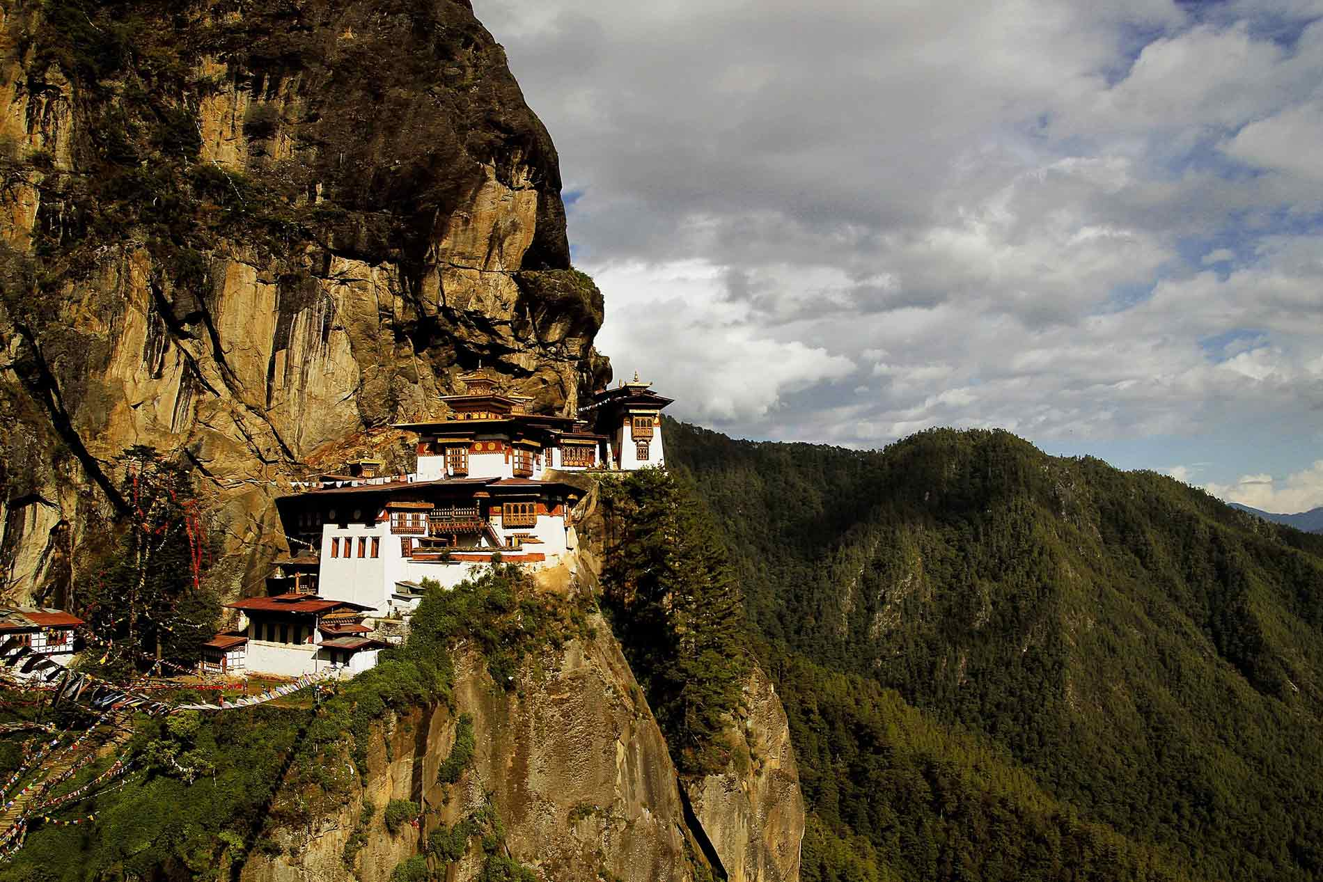 Bhutan Tour Program Tiger Nest