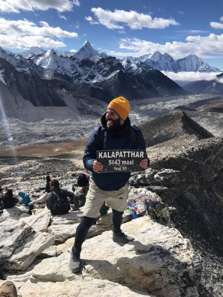 Marcus Trek to Kala Patthar