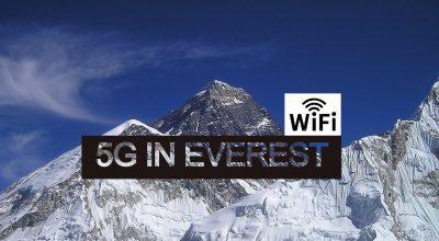 base camp in Everest