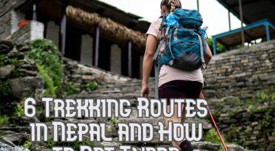 trekking routes in Nepal