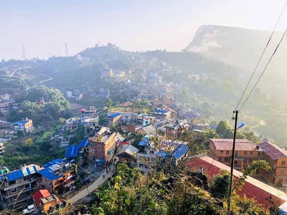 bandipur village view