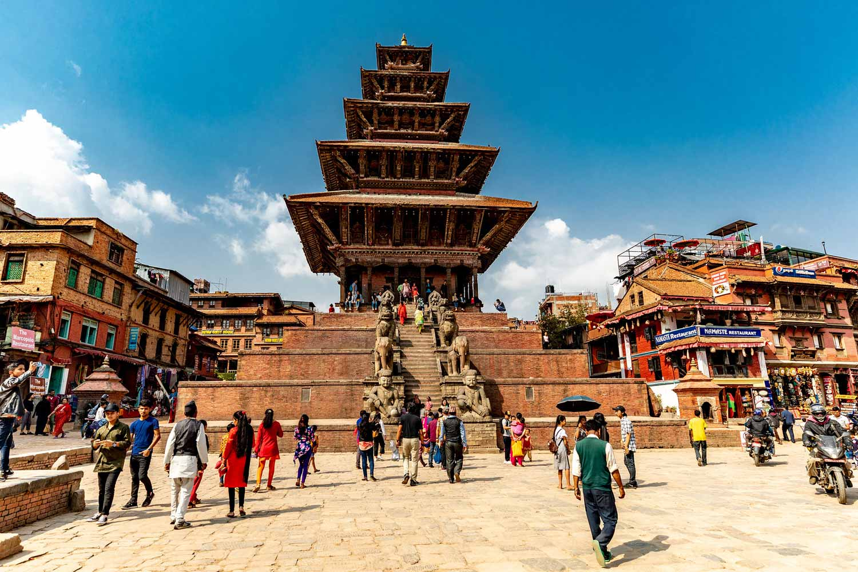 Nepal Tour Package, bhaktapur durbar square